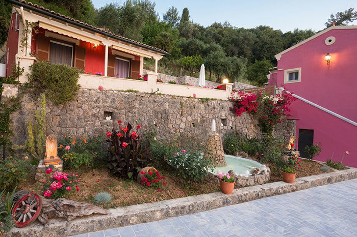 Cottage | Apartments Achillion Corfu