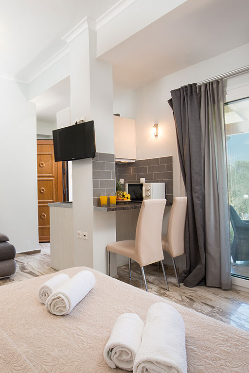 Studio Triple | Apartments Achillion Corfu