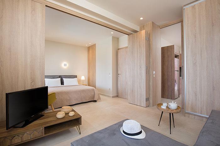 Suite | Διαμερίσματα Αχίλλειο Κέρκυρα