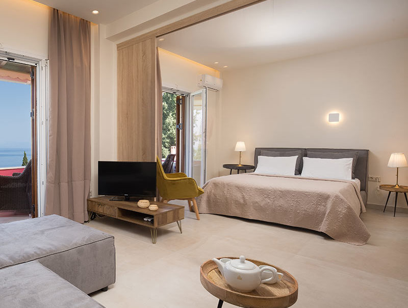 Suite | Apartments Achillion Corfu