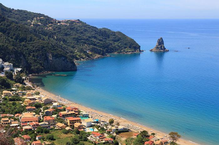 Agios Gordios | Apartments Achillion Corfu