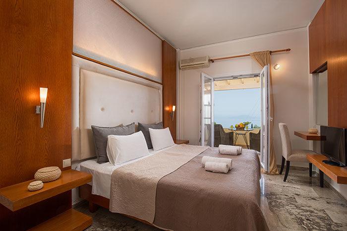 Studio Double Superior | Apartments Achillion Corfu
